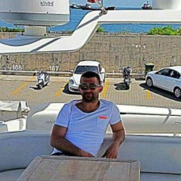 Burak, 31, Istanbul, Turkey