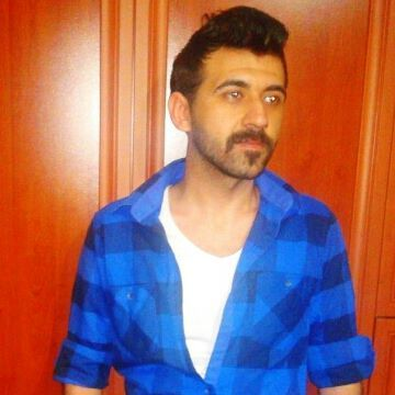 Dogan Varol, 25, Istanbul, Turkey