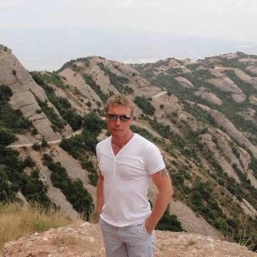 André, 39, Prague, Czech Republic