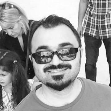 Ali Fırat Bartu, 35, Antalya, Turkey