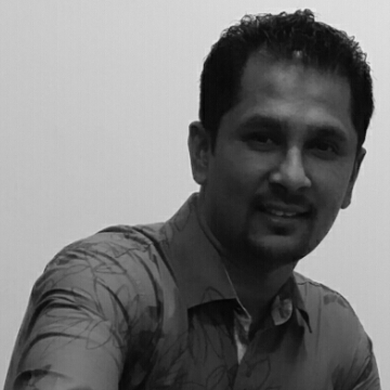 gayan, 44, Damman, Saudi Arabia
