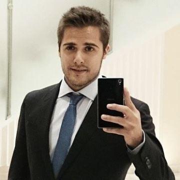 Josep M, 33, Barcelona, Spain