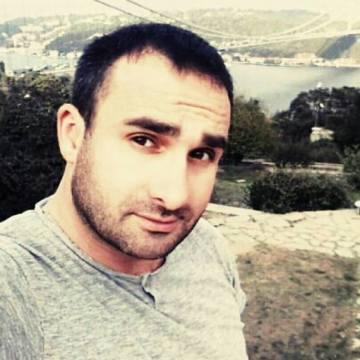 Volkan Yılmaz, 35, Istanbul, Turkey