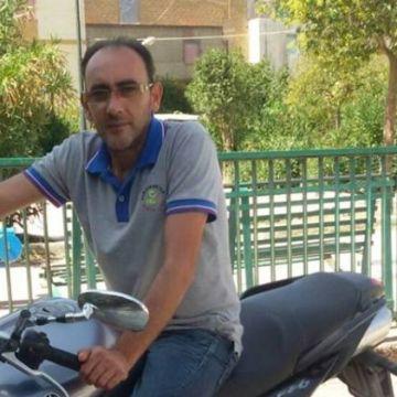 Paolo Fiorenza, 45, Favara, Italy