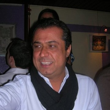 Billy Erdemoglu, 46, Geneva, Switzerland