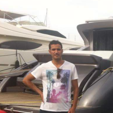 Ali Essendoubi, 40, Madrid, Spain