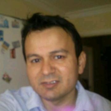 Adem Türe, 43, Izmir, Turkey