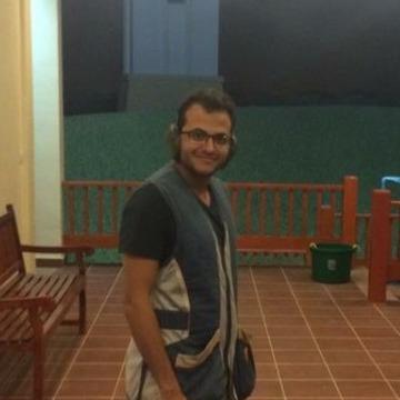 Alaa Osama, 28, Sharm El-sheikh, Egypt