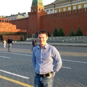 Nikolai Kolegov, 30, Saint Petersburg, Russia