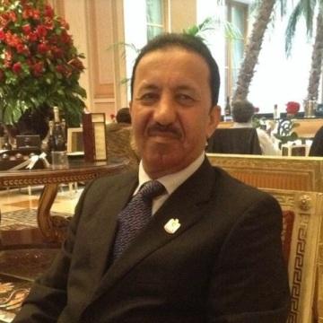 Mohammed Bin Majed, 47, Fujairah, United Arab Emirates