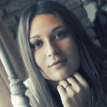 Irina, 27, Moscow, Russia