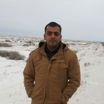 mirza, 33, Bhopal, India