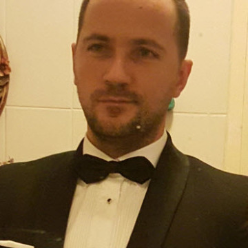 Ahmo, 37, Istanbul, Turkey