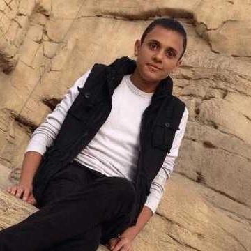 Ali, 19, Cairo, Egypt