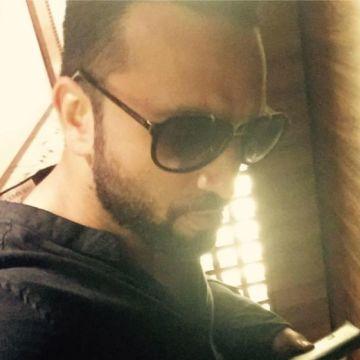 Khalifa Noor, 33, Dubai, United Arab Emirates