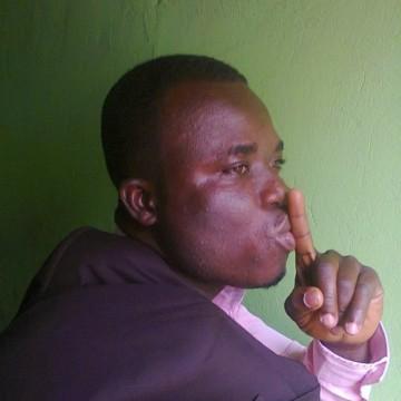 David Dornor, 32, Accra, Ghana