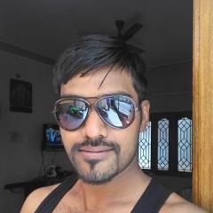 Rakesh Johny, 29, Hyderabad, India