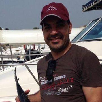 Ali, 37, Jeddah, Saudi Arabia