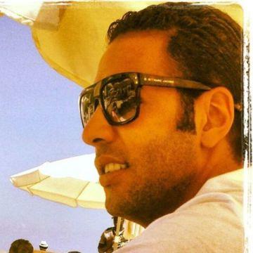 Mahmoud Saber, 31, Cairo, Egypt