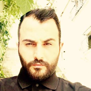 Mustafa Bulum, 28, Istanbul, Turkey