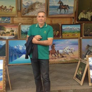 Sadettin Örnek, 60, Istanbul, Turkey