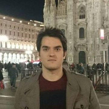 ashkan, 28, Torino, Italy