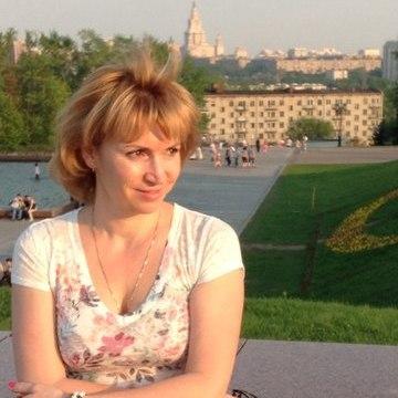Elena Kachalova, 46, Moscow, Russia