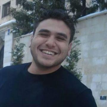 Yanal Khasawneh, 27, Khobar, Saudi Arabia