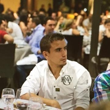 Davi Caballero, 29, Madrid, Spain