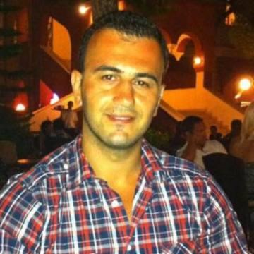 Tolga Demir, 34, Istanbul, Turkey