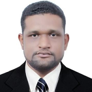 Muhammad Azeem, 29, Abu Dhabi, United Arab Emirates