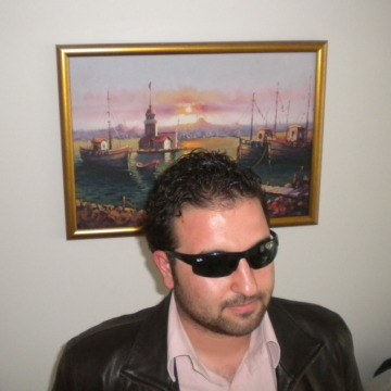 kenan, 30, Istanbul, Turkey