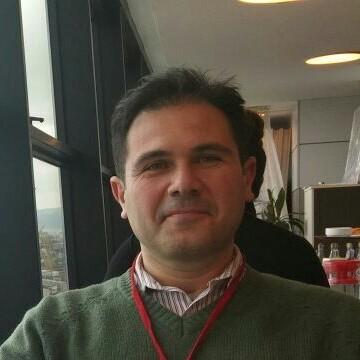 Tarkan Yılmaz, 41, Izmir, Turkey