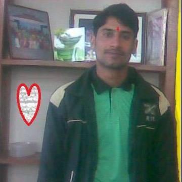 Jay Jat, 30, Jodhpur, India