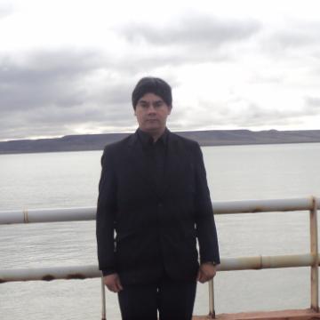 Ruben Atardecer, 43, Rio Gallegos, Argentina