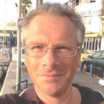 Riccardo Branciron, 54, Rome, Italy