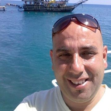 Serkan Demir, 41, Eskisehir, Turkey