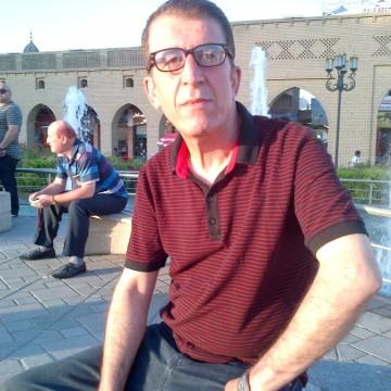 Kh Karim, 46, Irbil, Iraq