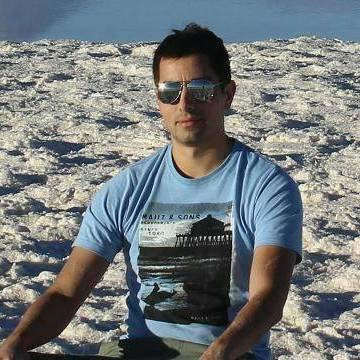 Manuel Cepeda, 32, Santiago, Chile