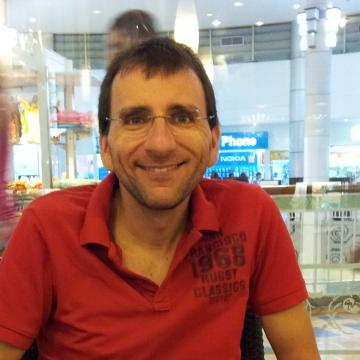 Vasilis, 40, Athens, Greece
