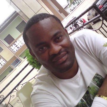 Joseph Mpock, 34, Libreville, Gabon