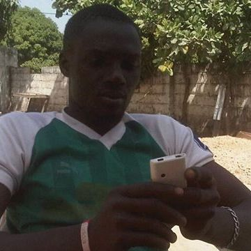 lamin saidy, 28, Banjul, Gambia