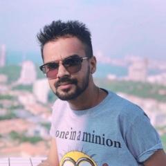 Vineet Bagaria, 26, Guwahati, India