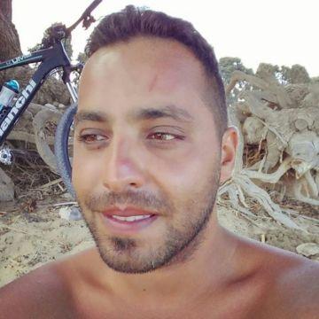 Vincenzo Magnano, 33, Siracusa, Italy