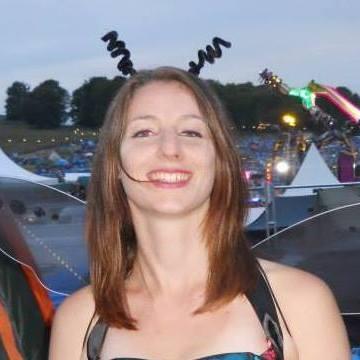 Charlotte, 29, Brighton, United Kingdom