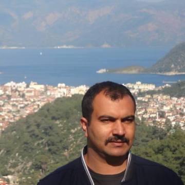 Yücel Gülcen, 40, Istanbul, Turkey