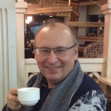Sergey Burakov, 51, Moscow, Russia