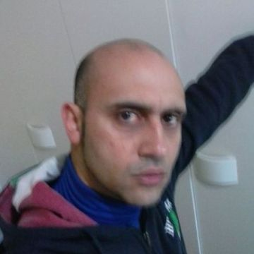 vito, 40, Savona, Italy