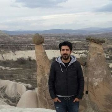 Aziz M Bakır, 28, Istanbul, Turkey