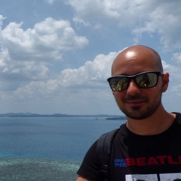 Ferdinando Ferri, 35, Pescara, Italy